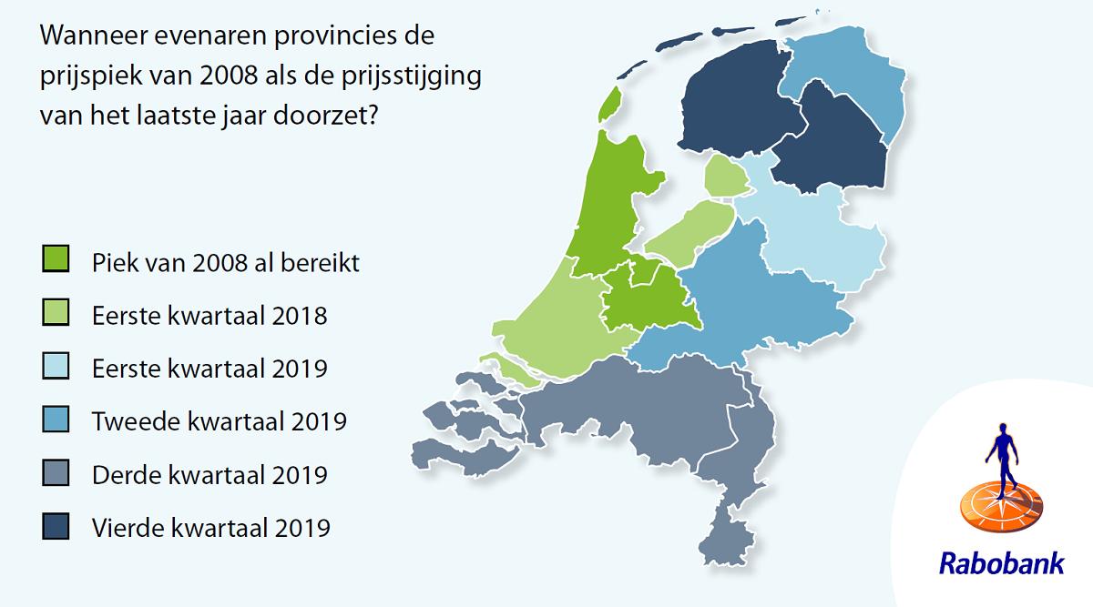 Nederlandse Huizenmarkt Dendert Door Ook In 2018 Fors Hogere